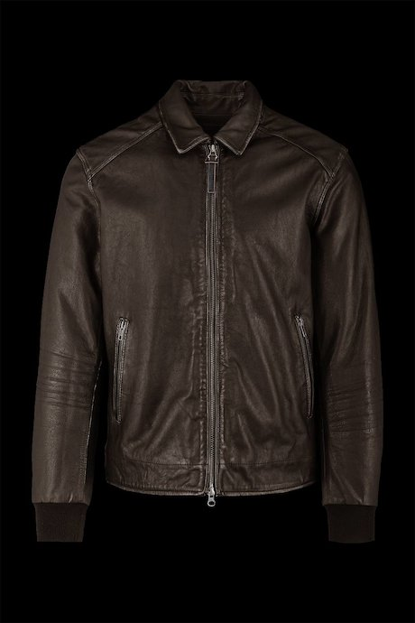 Dean leather jacket