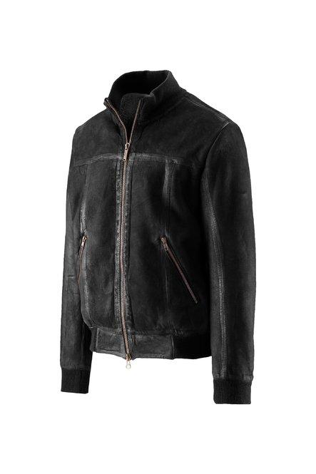 Man's leather jacket Glen