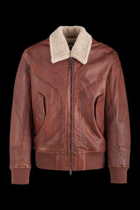 Kabs leather jacket