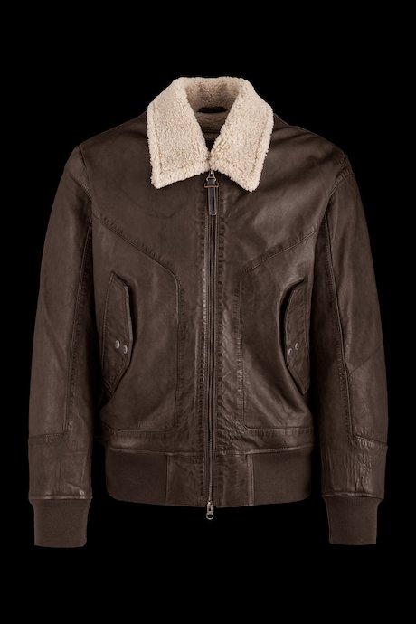 Kabs leather jacket