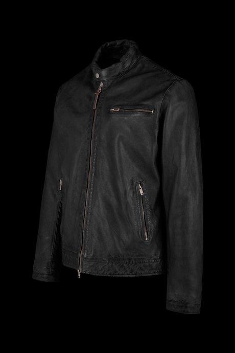 Kyre leather jacket
