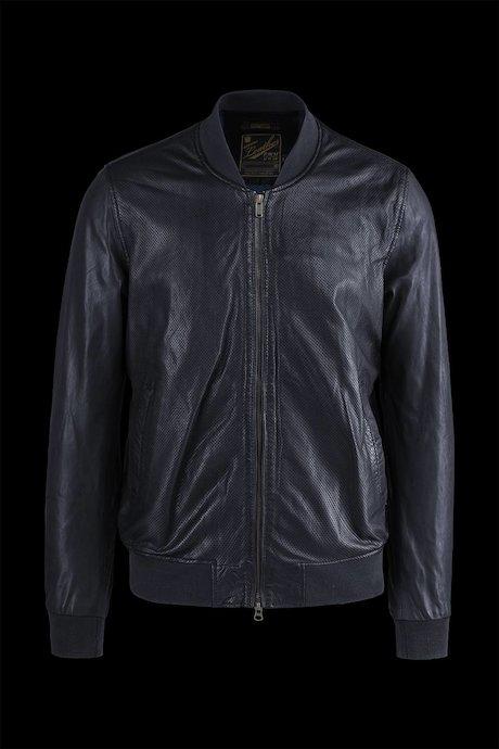 3efae77eb Men's real leather jackets | Bomboogie®