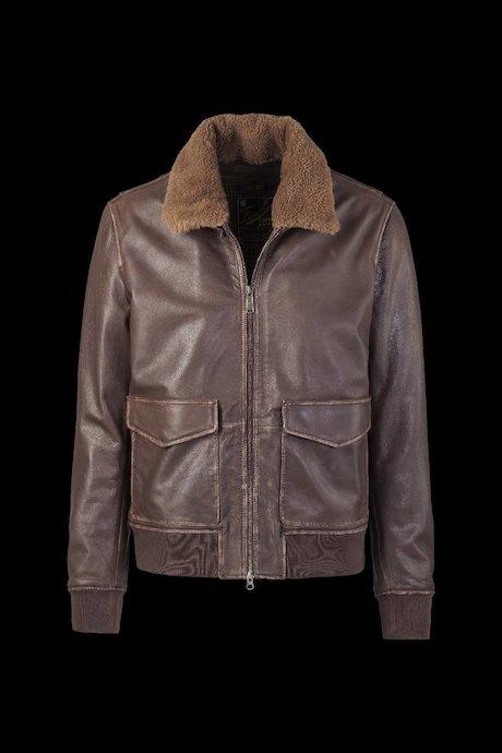 Mave leather jacket
