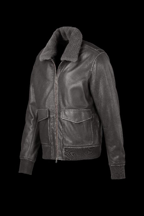 Mave leather jacket