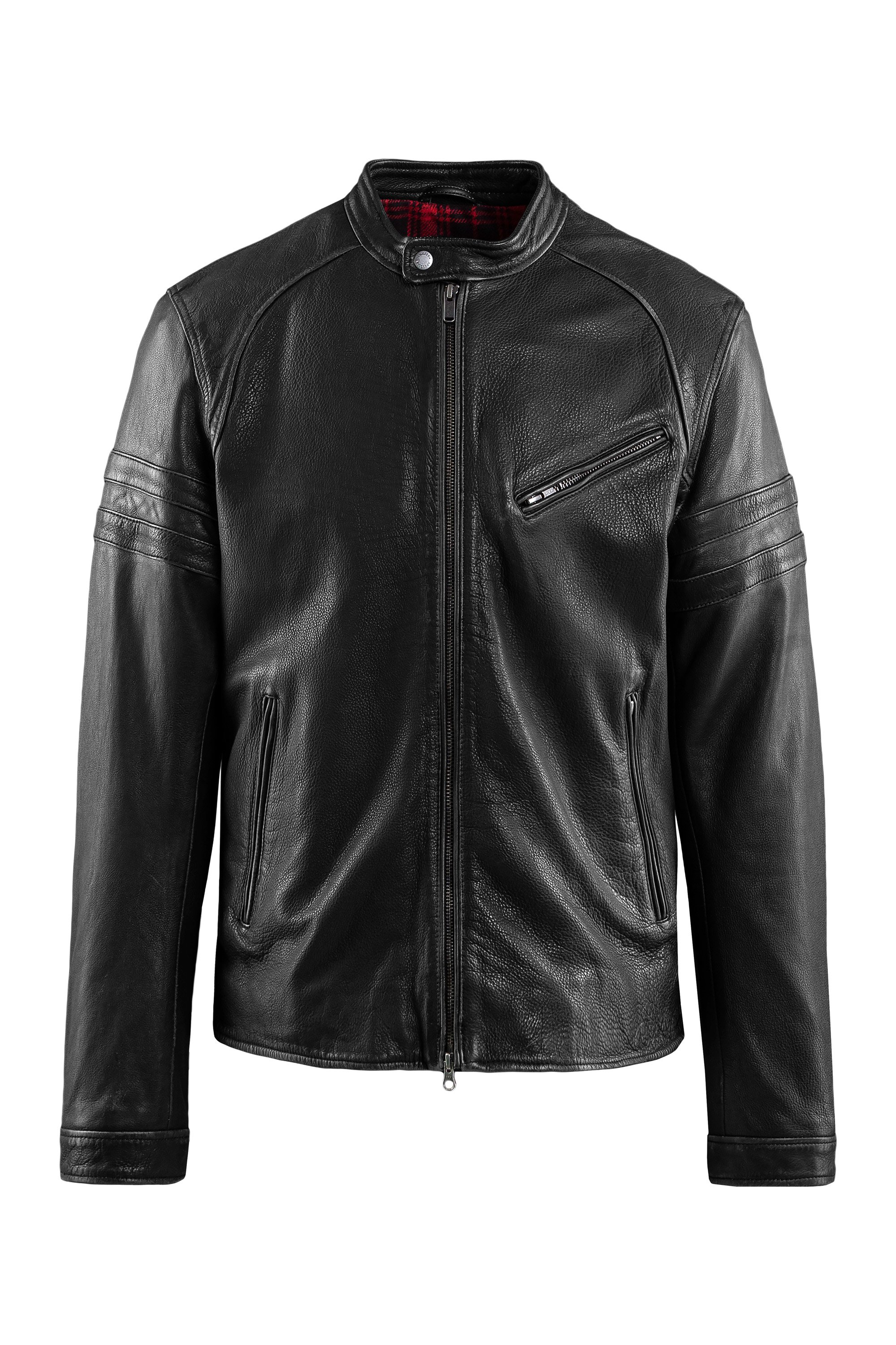 Peer Leather Jacket