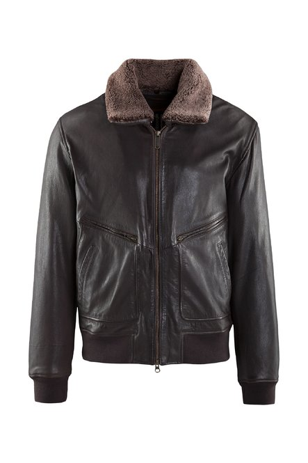 Reed Leather Jacket