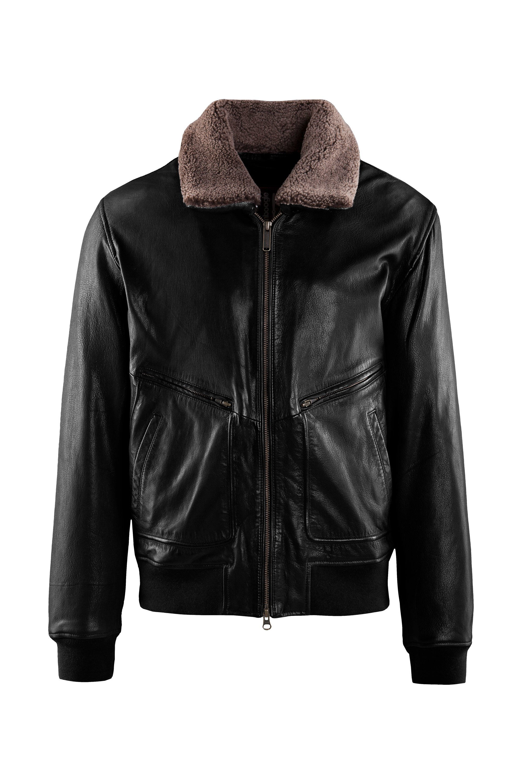 Reed Leather Jacket