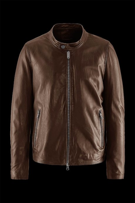 Suzuka Leather Jacket