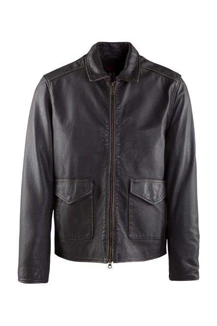 Saab Leather Jacket