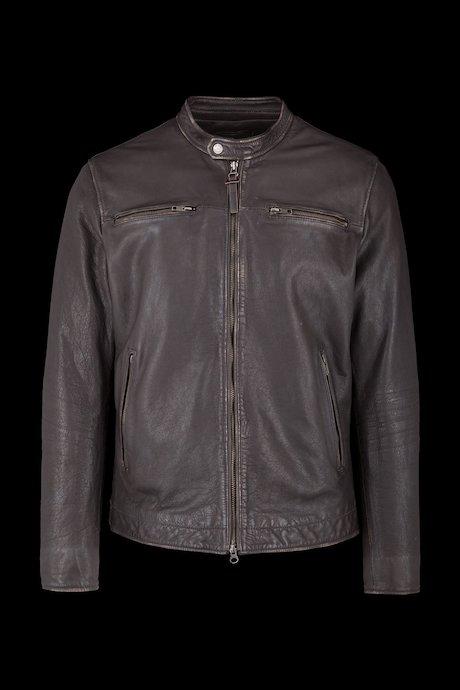 Zim leather jacket