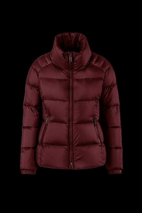 Thick Down Jacket High Collar