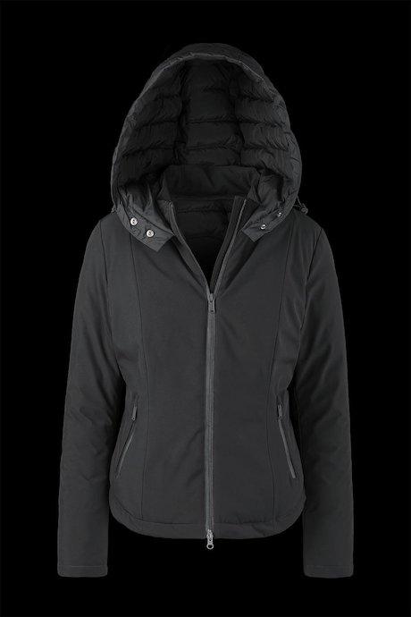 Bi Material Softshell Jacket