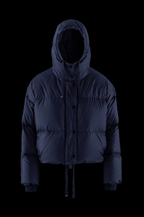 Short Down Jacket Thick Padding