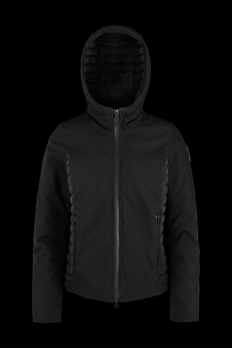 Short down jacket PrimaLoft® padding