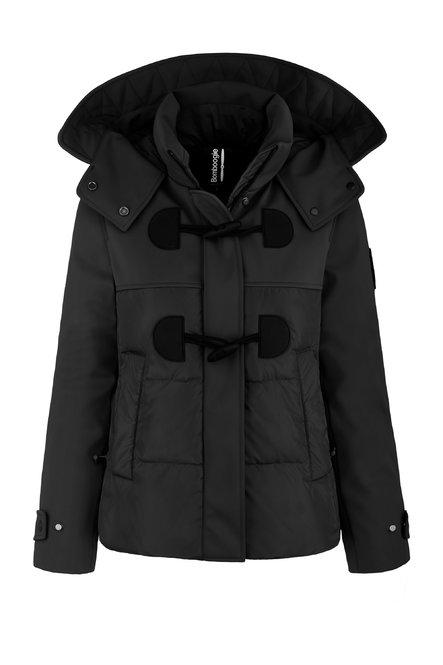 Bi material jacket synthetic filling