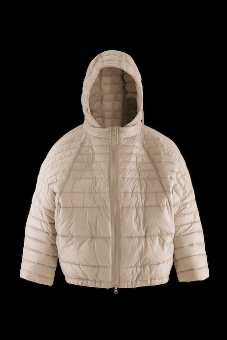 Woman's down jacket Oversize