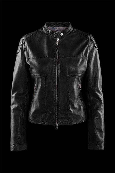 Asia leather jacket