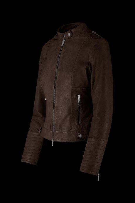 Byra leather jacket