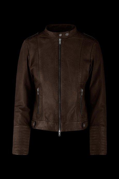 low priced 281ff c7180 Giubbotti in vera pelle donna e giacche   Bomboogie®