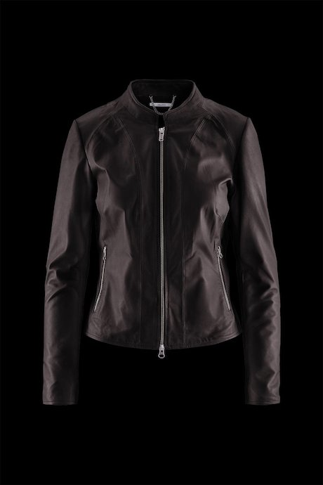 Woman's leather jacket Jana