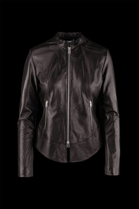 Leather jacket Lott