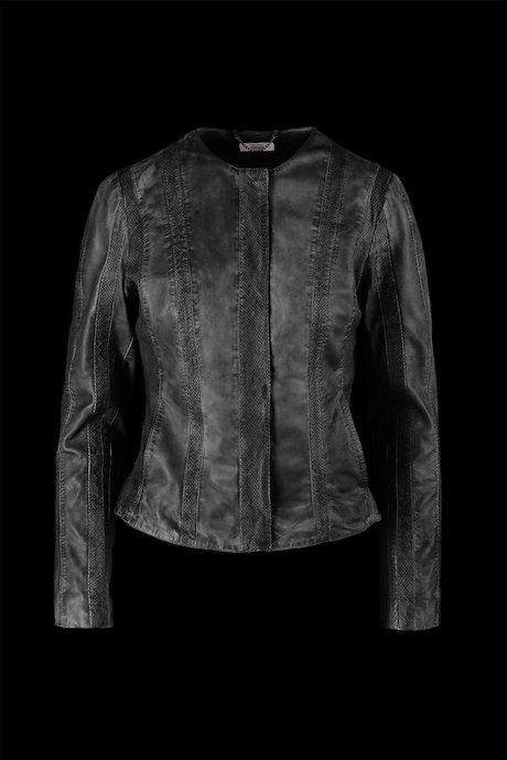 46568a0d92 Giubbotti in vera pelle donna e giacche | Bomboogie®