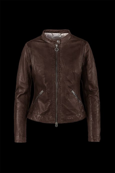 Leather jacket Raka