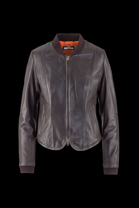 Leather Jacket Vita