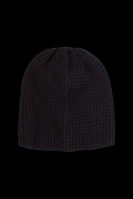 Bonnet tricot point de riz