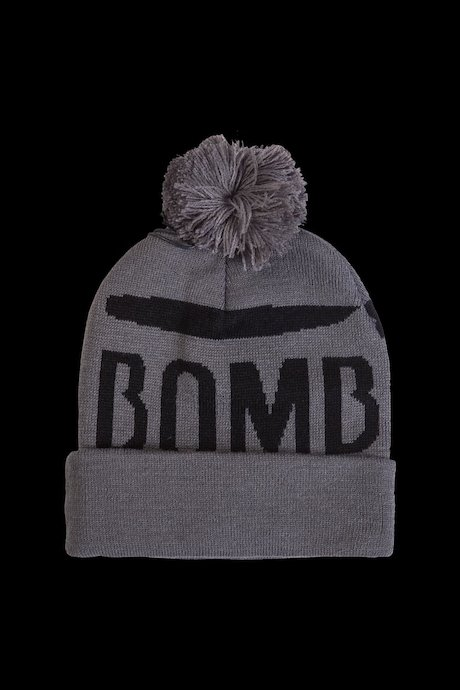 Basic beanie with logo