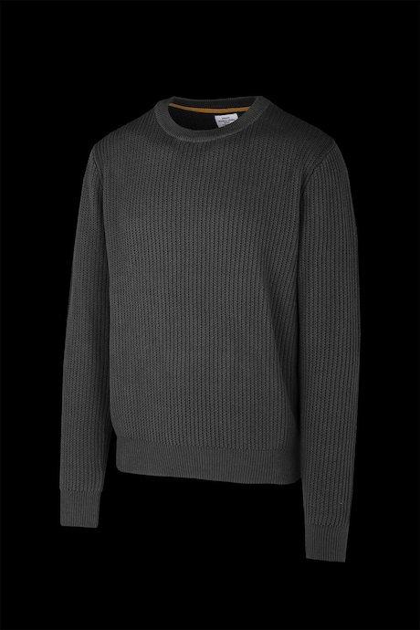 Jersey cuello redondo algodón Tricot
