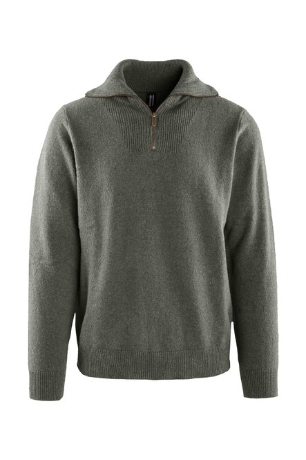 Sweater wool blend tricot