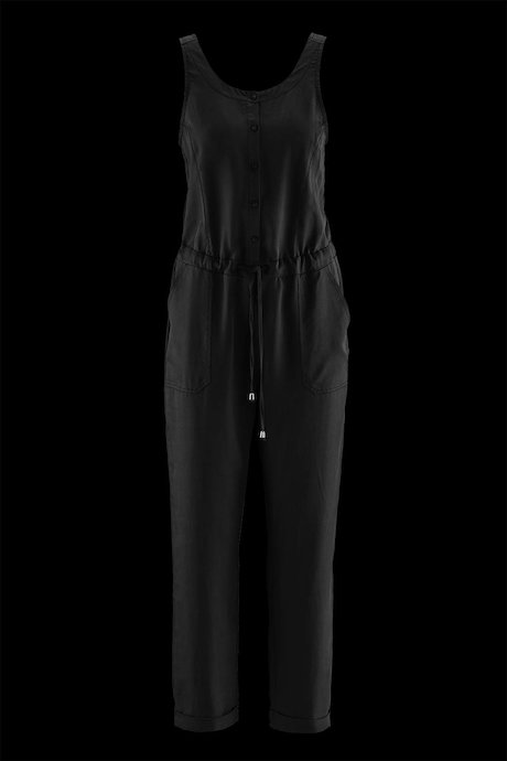 Woman's Jumpsuit Tencel