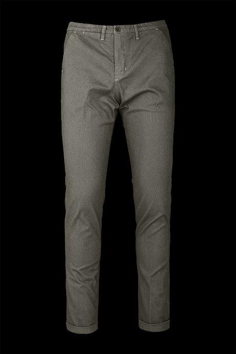 Pantalón microimpresión Chino