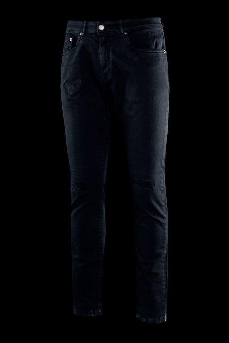 Fünf-Taschen Hosen
