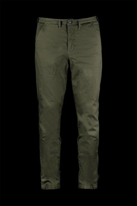 Pantalone Uomo in Cotone Oxford