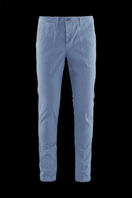 Man's Chino Trouser Microprint