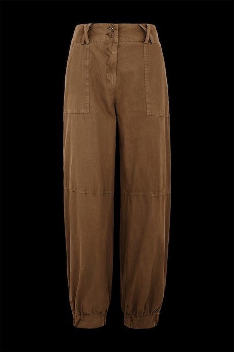 Pantaloni con Tasche Fatigue