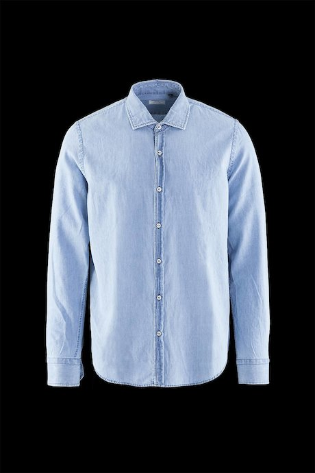 Man's Shirt Denim