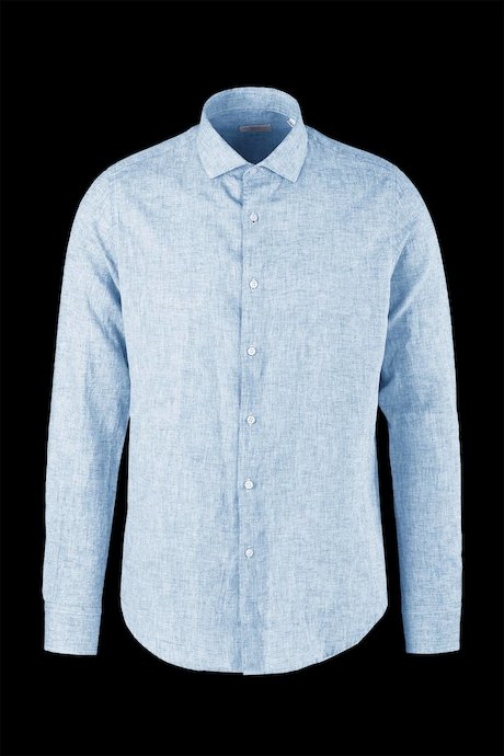 Cotton-linen shirt