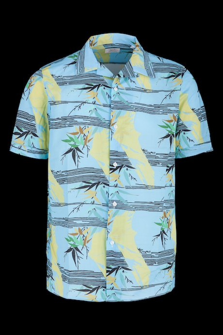 Short sleeve all over print