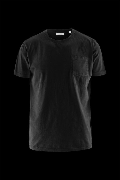 T-shirt with small pocket