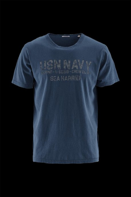 Man's T-shirt Navy