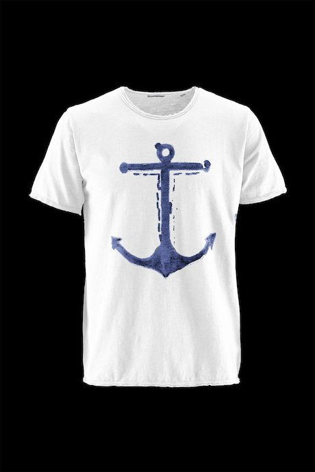 T-shirt Uomo Anchor