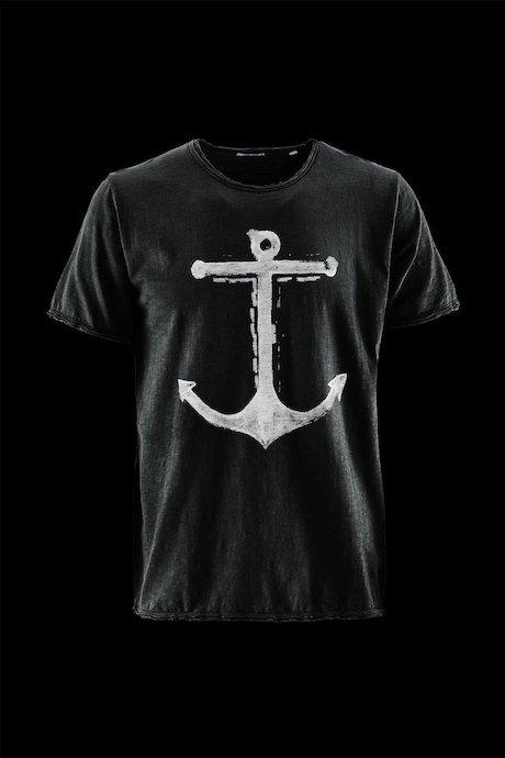 Man's T-shirt Anchor