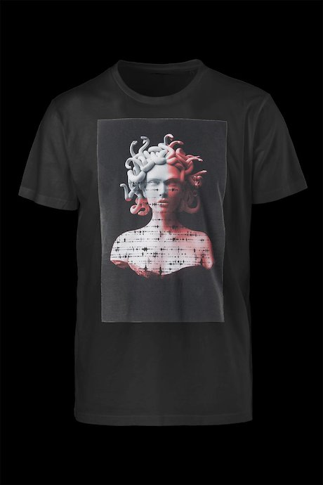 T-shirt Cotone Jellyfish
