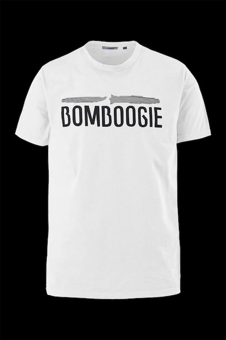T-shirt Cotone Logo