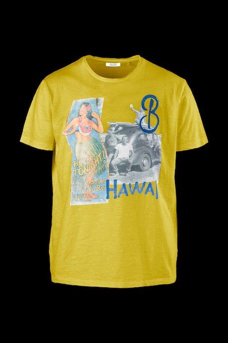 T-shirt Hawaiian
