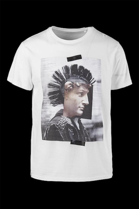 Cotton T-shirt Rockstar