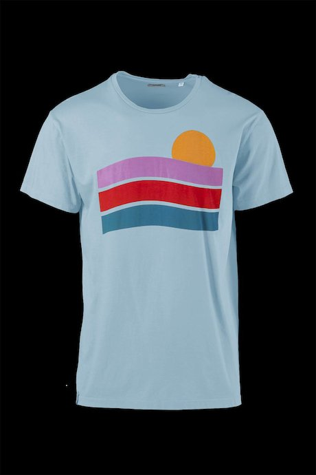 Cotton T-shirt Surf and Sun